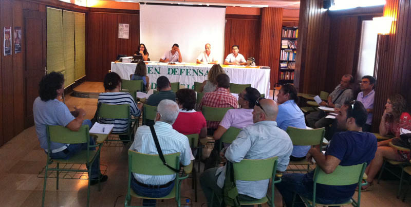 Sesión Plenaria de la Junta de Personal de Las Palmas