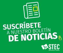 Banner Suscripción a Boletines Informativos STEC-IC-