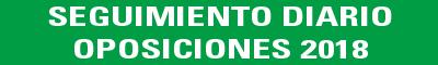 Información Práctica Oposiciones 2018