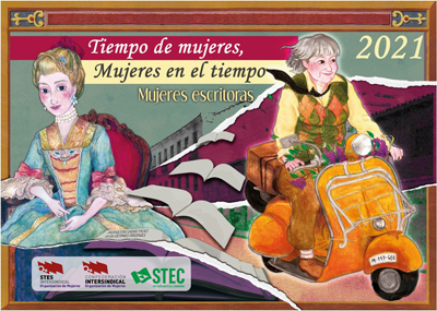 Calendario de Mujer 2021