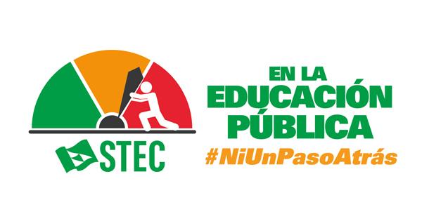 Banner #NiUnPasoAtrás-
