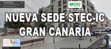 Nueva sede del STEC-IC en Gran Canaria