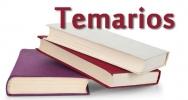 Orden ECD/191/2012 Temarios para oposiciones. Ingreso y adquisición de nuevas especialidades cuerpos docentes