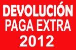 La Consejería abona la parte proporcional de la paga extra de diciembre de 2012