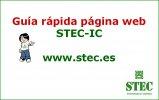 Conoce la nueva Web del STEC-IC