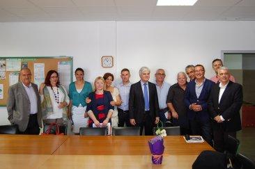 Histórica firma de un Acuerdo para la defensa de las Escuelas Unitarias de Canarias