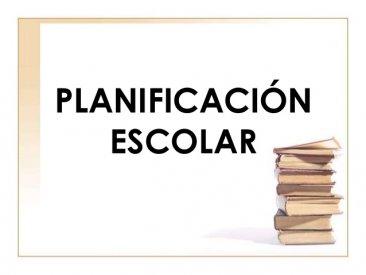 Criterios de Escolarización y Planificación para el Curso 2014-2015