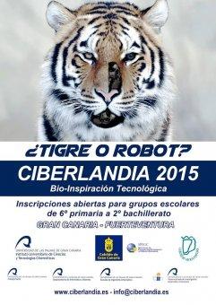 Convocatoria Ciberlandia 2015