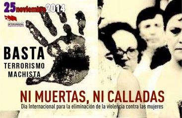Unidades Didácticas Día Internacional para la Eliminación de la Violencia Contra las Mujeres