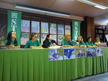 El STEC-IC presenta el Calendario Tiempo de Mujeres, Mujeres en el Tiempo 2015
