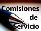 Comisiones de Servicio por Salud y Otras Administraciones Educativas 2015-2016