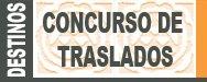 Adjudicación Definitiva Concurso de Traslados Secundaria y otros cuerpos