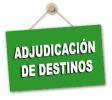 Resúmenes informativos sobre la petición de Adjudicación de Destinos y Comisiones de Servicio