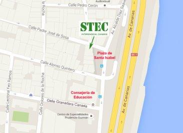 Nueva sede del STEC-IC en Gran Canaria junto a la Consejería de Educación