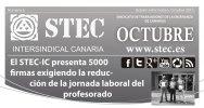 Bolet�n Informativo octubre