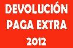 El Gobierno canario retrasará a diciembre el abono del 26% de la paga extra de 2012