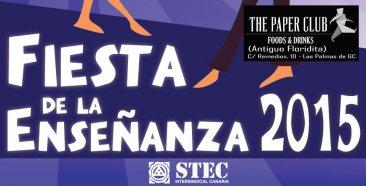 El próximo 27 de noviembre se celebrará la Fiesta de la Enseñanza