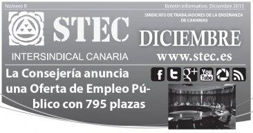 Boletín Informativo Diciembre 2015