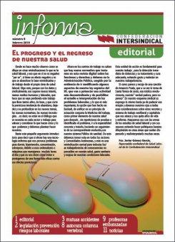Revista Informa de Salud Laboral nº 5