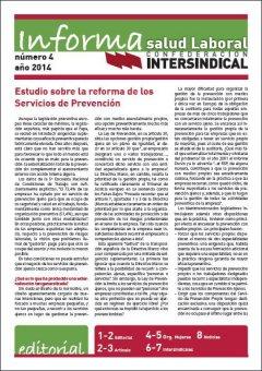 Revista Informa de Salud Laboral nº 4