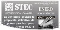 Boletín Informativo enero 2016