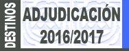 Información primera mesa técnica Adjudicación de Destinos 2016/2017