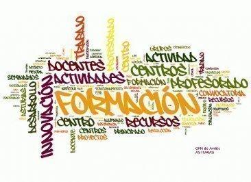 Actividades formativas Consejería de Educación