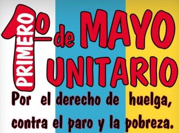 Celebración del 1º de mayo