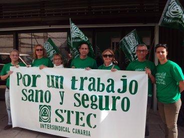 El STEC-IC por un trabajo sano y seguro