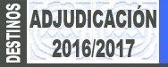 Borrador Adjudicación de destinos provisionales 2016-2017