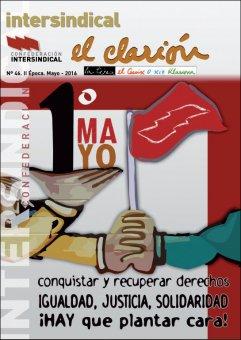 Revista El Clarión nº 46. Especial 1º de mayo