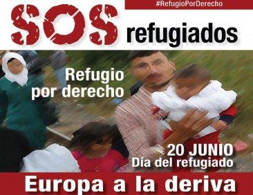 20 de junio. Día del Refugiado