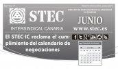 Boletín informativo junio 2016