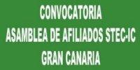 Asamblea insular de afiliados/as de Gran Canaria