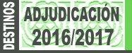 Adjudicación provisional definitiva secundaria y resto de cuerpos 2016/2017