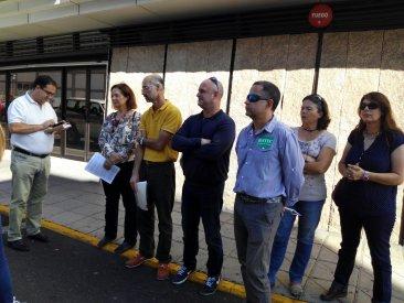 Unidad sindical por la desvinculación de las Listas de Empleo de los procesos selectivos