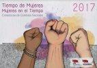 Calendario de Mujer 2017. Creadoras de Cambios Sociales