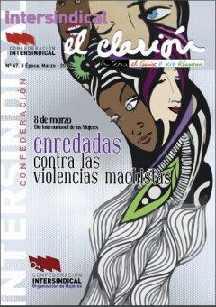 Revista El Clarión número 47. Especial 8 de marzo