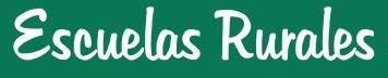 ORDEN de 16 de febrero de 2017, actualización de los Colectivos de Escuelas Rurales de Canarias