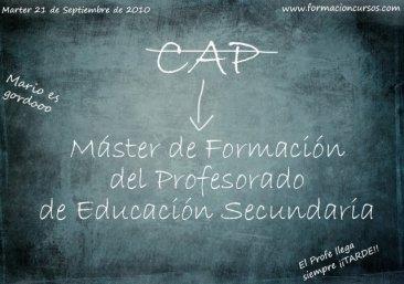 ¡Abierto el plazo de inscripción en la ULPGC y la ULL! Formación didáctica equivalente al Master profesorado de FP