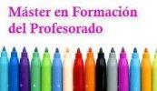 Titulaciones que dan acceso directo al Máster de Formación del Profesorado