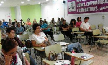Éxito de las Jornadas de Mujer del STEC-IC