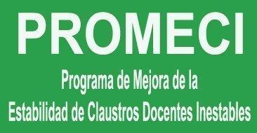 Publicada la Resolución del PROMECI y el anexo de redistribución de determinadas plazas