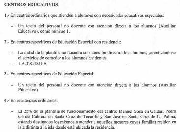 El STEC-IC llama a la Huelga a todo el personal laboral de la Consejería de Educación el 15 de junio