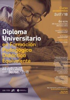 Formación didáctica equivalente al Master profesorado de FP ¡Abierto el plazo de inscripción en la ULL!