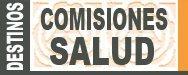 Lista provisional Comisiones de Servicio Salud Interinos Secundaria y Otros Cuerpos. Curso 2017-2018