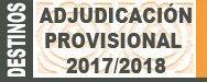 Adjudicación Definitiva de Destinos curso 2017-2018. Secundaria y Otros Cuerpos