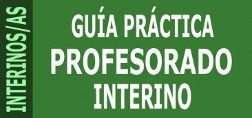 Guía Práctica Profesorado Interino actualizada