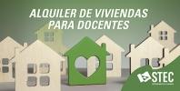 Tablón de anuncios para ALQUILER DE VIVIENDAS para docentes