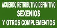 Acuerdo definitivo sobre el marco retributivo del personal docente no universitario de Canarias (Sexenios y Otros Complementos)
